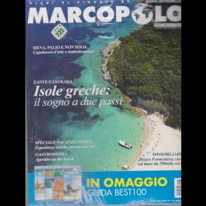Marco Polo - n. 6 - mensile - agosto - settembre 2019 - + Diari di viaggio Best 100 Venezia con mappa estraibile - in omaggio