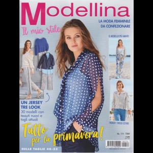 Modellina - n. 174 - trimestrale - 28/2/2019 -