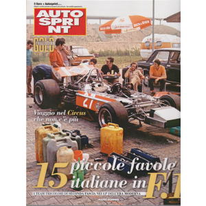 Autosprint Gold colection - n. 6 -
