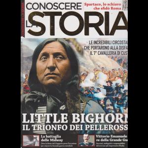 Conoscere La Storia - N. 46 - Bimestrale- luglio -agosto 2019 -