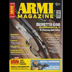 Armi Magazine - n. 8 - mensile - agosto 2019 -