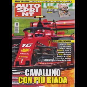 Autosprint -n. 30 - settimanale - 23-29 luglio 2019
