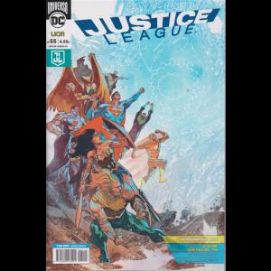 Justice league - n. 113 - 7 giugno 2019 - quindicinale