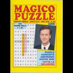 Magico Puzzle - n. 303 - mensile - agosto 2019 - 100 pagine