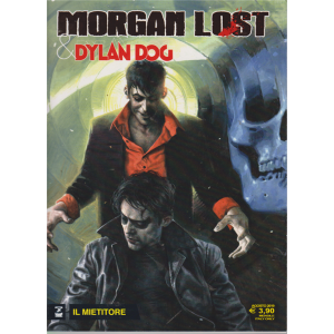 Morgan Lost & Dylan Dog - Il mietitore - n. 1 - agosto 2019 - mensile