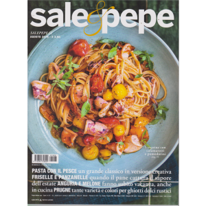 Sale E Pepe - n. 8 - agosto 2019 - mensile