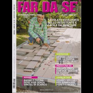 Far Da Se' - n. 497 - mensile- agosto 2019 -
