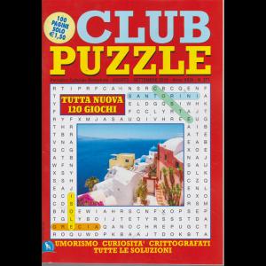 Club Puzzle - n. 271 - bimestrale - agosto - settembre 2019 - 100 pagine - 120 giochi