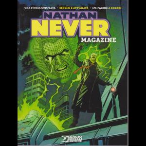Collana Almanacchi - Nathan Never magazine - n. 158 - 25 luglio 2019 - bimestrale -