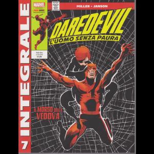 Marvel Integrale - Daredevil - L'uomo senza paura - Il morso della vedova - n. 7 - mensile - 25 luglio 2019