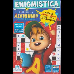 Enigmistica Di Alvin - n. 1 - agosto - settembre 2019 - bimestrale