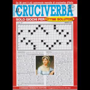 Il Cruciverba - n. 307 - mensile - 26/7/2019 -