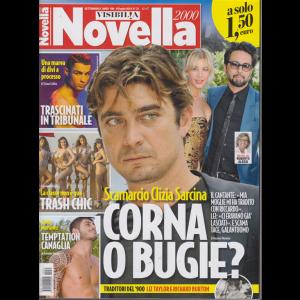 Novella 2000 - n. 31 - settimanale - 24 luglio 2019 -