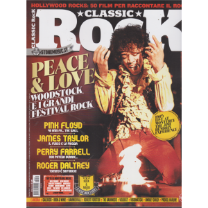Classic Rock - n. 81 - mensile - 26/7/2019