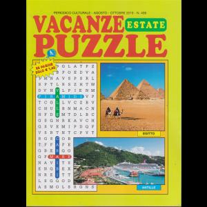 Vacanze Puzzle - estate - n. 459 - agosto - ottobre 2019 - 68 pagine