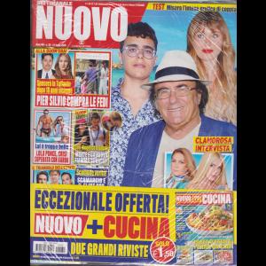Settimanale Nuovo + - Nuovo Cucina - n. 30 - 31 luglio 2019 - settimanale - 2 riviste