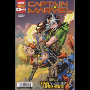 Captain Marvel - n. 4 - mensile - 25 luglio 2019 - $