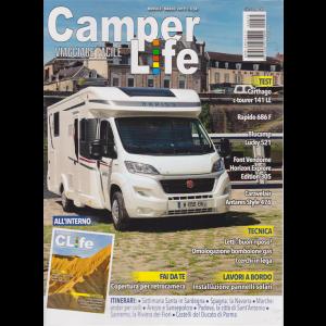 Camperlife - Test/Tecnica/Fai Da te - n. 75 - mensile - marzo 2019 -