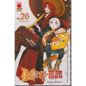 Manga Superstar -Doray man - n. 124 - 11 luglio 2019 -