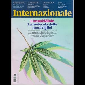 Internazionale - n. 1317 - 26 luglio - 1 agosto 2019 - settimanale