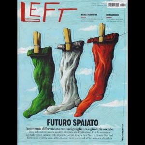 Left Avvenimenti - n. 30 - settimanale - 26 luglio 2019 - 1 agosto 2019 -