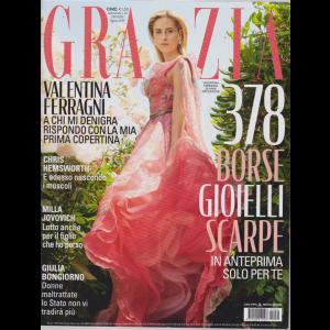Grazia - n. 32 - settimanale - agosto 2019 -