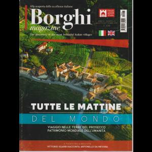 I Borghi Magazine - n. 43 - agosto - settembre 2019 -