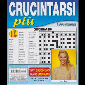 Crucintarsi Piu' - n. 17 - bimestrale - luglio - agosto 2019 -
