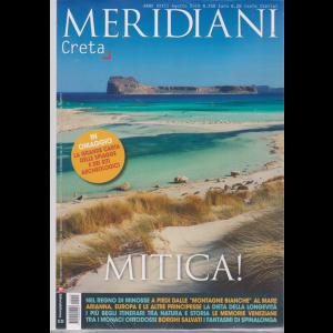 Meridiani - Creta - n. 250 - agosto 2019 - bimestrale