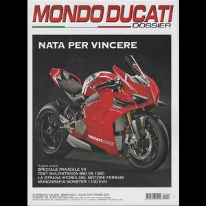 Mondo Ducati  dossier - n. 103 - bimestrale - agosto - settembre 2019