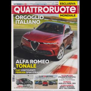 Quattroruote + - Top Gear - n. 768 - agosto 2019 - mensile - 2 riviste