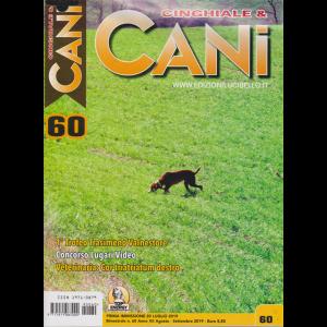 Cinghiale & Cani - n. 60 - bimestrale - agosto settembre 2019