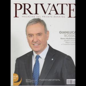 Private Magazine del private banking - n. 8 - luglio -agosto 2019 - mensile