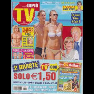 Dipiu' Tv+ - Dipiu' Stellare - n. 31 - 5 agosto 2019 - settimanale - 2 riviste