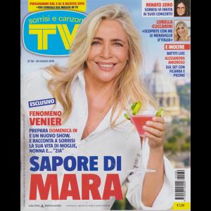 Sorrisi E Canzoni Tv - n. 30 - 30 luglio 2019 - settimanale
