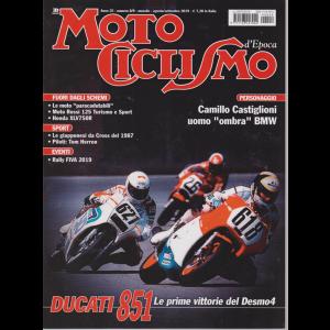 Motociclismo d'Epoca - n. 9 - mensile - agosto - settembre 2019 -