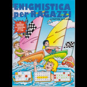 Enigmistica per ragazzi - n. 146 - bimestrale - agosto - settembre 2019 -