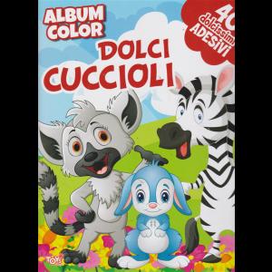 Album color Dolci cuccioli - n. 44 - bimestrale - 25 luglio 2019