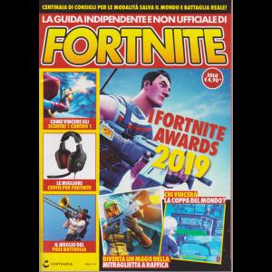 La guida indipendente e non uffuciakle di Fortnite - n. 4 - mensile - agosto 2019 -