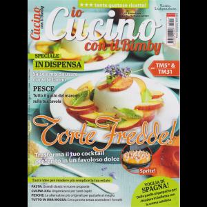 Io Cucino Con Il Bimby - n. 14 - bimestrale - agosto - settembre 2019 -