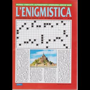 L'enigmistica - n. 117 - bimestrale - settembre - ottobre 2019 -