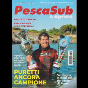 Pescasub & Apnea - n. 359 - mensile - agosto 2019 -
