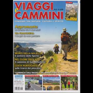 Viaggi E Cammini - n. 5 - trimestrale - agosto - ottobre 2019 -