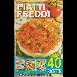 Piatti freddi - 40 ricette - n. 31/2019 -