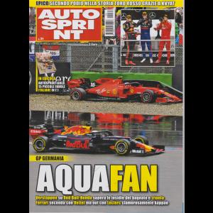 Autosprint - n. 31 - settimanale - 30 luglio - 6 agosto 2019 -