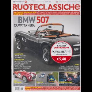 Ruoteclassiche - n. 368 - mensile - agosto 2019 - + Il meglio di Ruoteclassiche - Porsche 911 - 2 riviste
