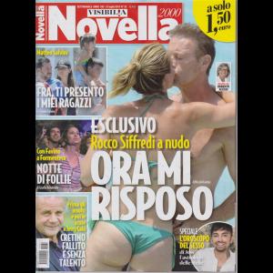 Novella 2000 - n. 32 - settimanale - 31 luglio 2019