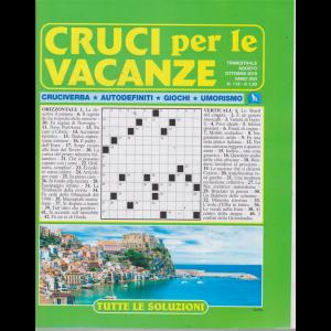 Cruci Per Le Vacanze - n. 113 - trimestrale - agosto - ottobre 2019 -