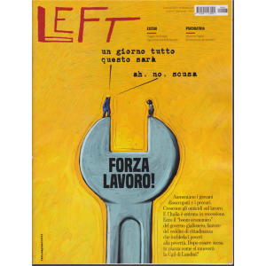 Left Avvenimenti - n. 6 - 8 febbraio 2019 - 14 febbraio 2019 - settimanale