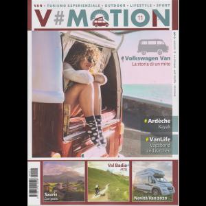 V # Motion - n. 11 - bimestrale - agosto - settembre 2019 -